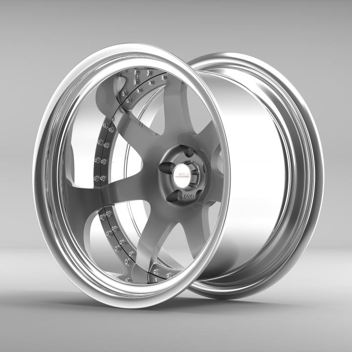Picture of FW .008 3pc CUSTOM FORGED WHEELS