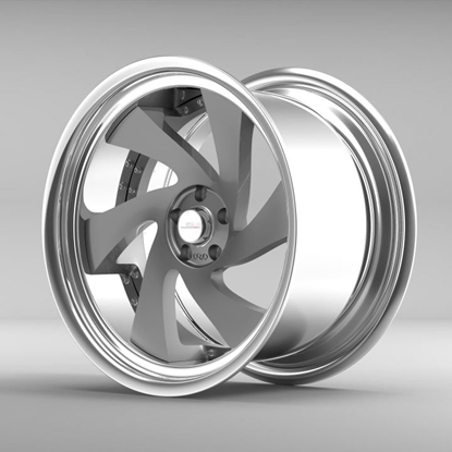 Picture of FW .003C 3pc CUSTOM FORGED WHEELS