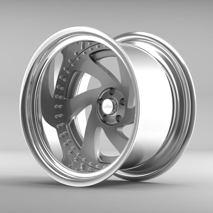 Picture of FW .003 3pc CUSTOM FORGED WHEELS