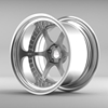 Picture of FW .001 3pc CUSTOM FORGED WHEELS