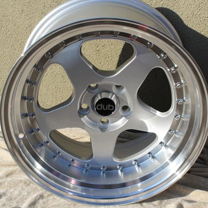 Picture of FELGENWERKS RROC 16x9 5x100 +15