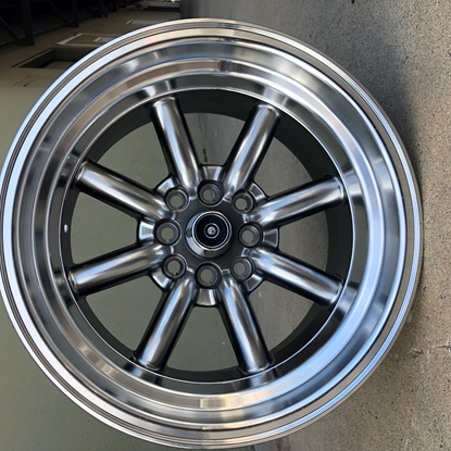 Picture of FW JAPAN HYPER BLACK 15x9 or 15x10.5